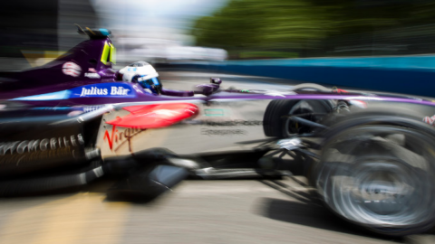 Fórmula E 2016, Argentina: Bird lidera de principio a fin