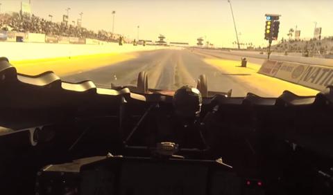 Vídeo: así se pasa de 0 a 508 km/h en 3,7 segundos