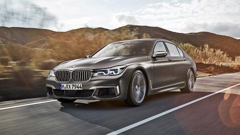 BMW M760Li xDrive: el Serie 7 más potente de la historia