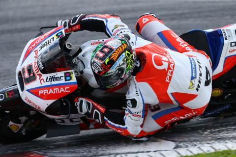 Test Phillip Island MotoGP 2016 (I): Petrucci sobre mojado