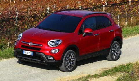 mejores coches nuevos de entre 10.000 15.000 euros Fiat 500X