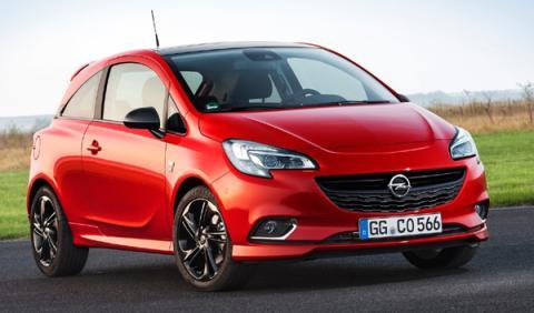 mejores coches nuevos de entre 10.000 15.000 euros Opel Corsa