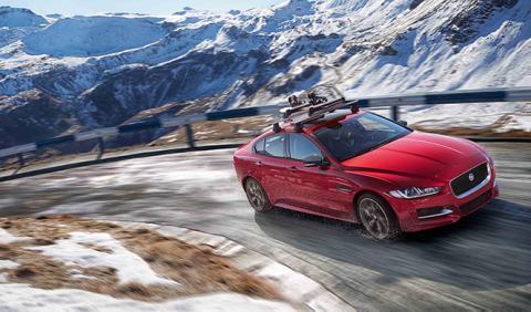 equipamiento Jaguar Land Rover