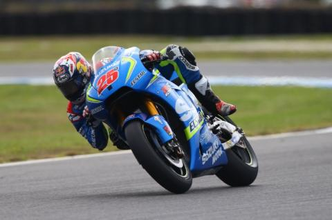 Test Phillip Island MotoGP 2016 (II): Viñales se hace mayor