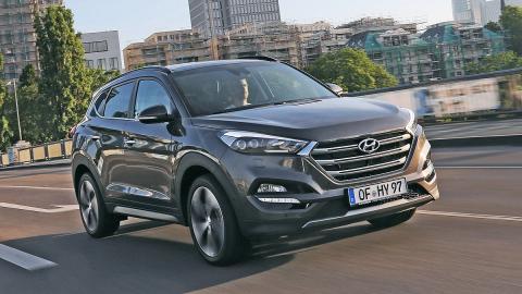 Hyundai Tucson dinámica