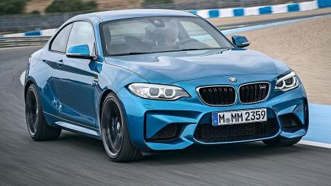 Prueba: BMW M2. ¿El rival del M3?