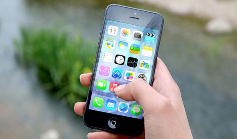 aplicaciones más descargadas Iphone Android