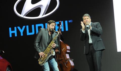 Hyundai, patrocinador del Festival de Jazz de Montreal