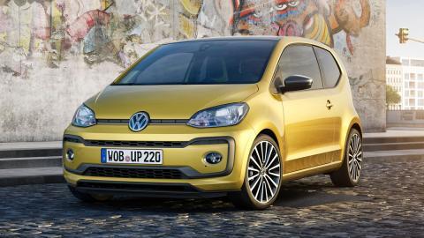 nuevo Volkswagen Up! frontal