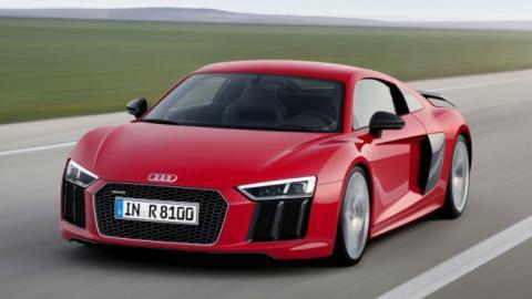 Un Audi R8 por 45.000 euros ¡Toma ganga!