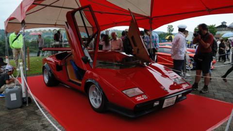 Lamborghini Countach Walter Wolf