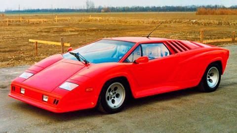 Lamborghini Countach 7000