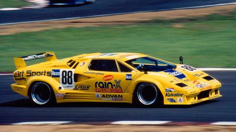 Lamborghini Countach JLOC