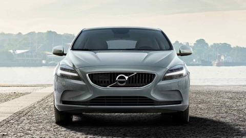 Volvo V40 2017 morro