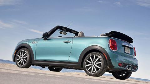 Prueba: Mini Cooper S Cabrio. Se adelanta el verano
