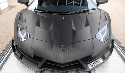 Lamborghini Aventadro S.V. de PEtra Ecclestone