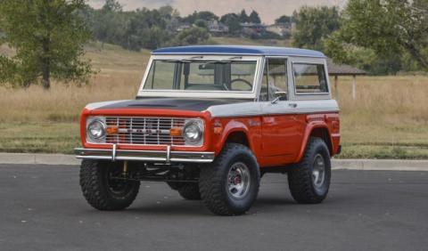Así podría ser el futuro Ford Bronco