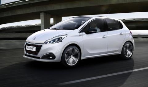 mejores coches nuevos entre 9.000 12.000 euros Peugeot 208