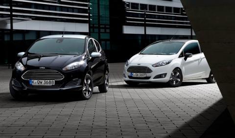 mejores coches nuevos entre 9.000 12.000 euros Ford Fiesta