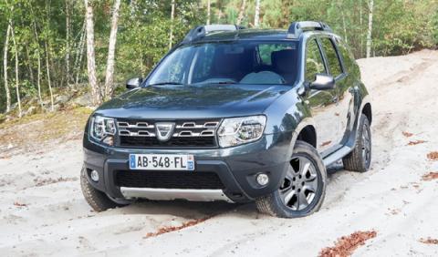 mejores coches nuevos entre 9.000 12.000 euros Dacia Duster