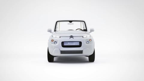 Citroën E-Mehari by Courrèges frontal