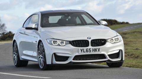 BMW M4 Paquete de Competición