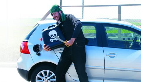 Como detectar la gasolina adulterada