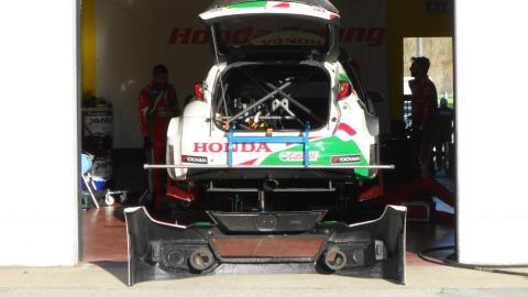 Honda Civic Type R WTCC
