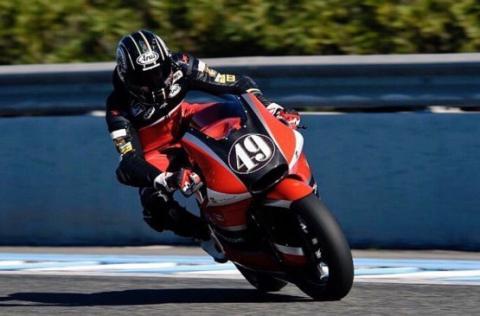 Test Jerez Moto2 2016 (II): Axel Pons destroza el crono