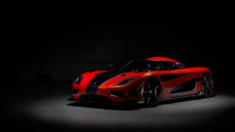 Koenigsegg Agera One of 1