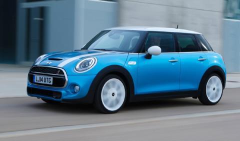 mejores coches menos 20.000 euros MINI 5 Puertas