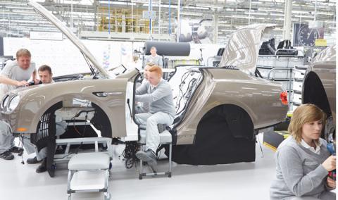 ¿Quieres trabajar en Bentley?