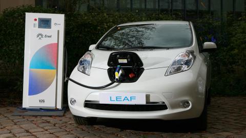 nissan energia coches oficinas
