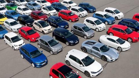 Los países que más coches vendieron en febrero de 2016