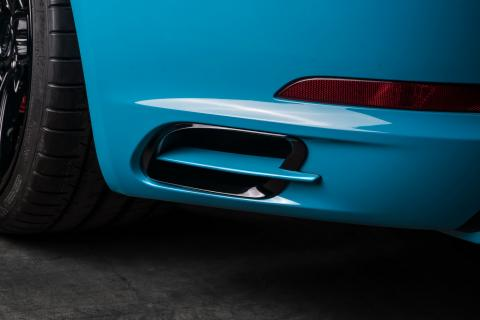 Porsche 911 Carrera  y Turbo by Techart detalle