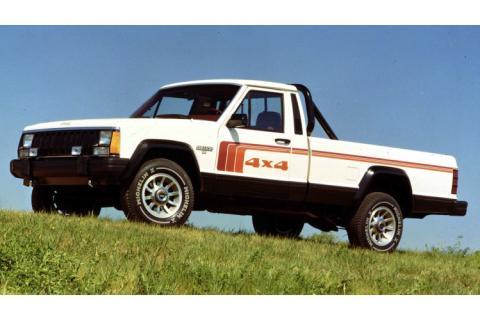 Jeep Comanche (1985-1992)