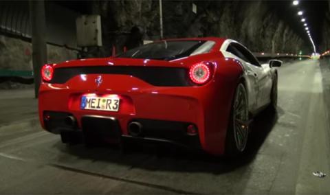 Este Ferrari es mejor que…
