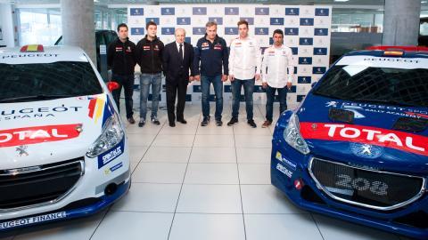 Peugeot España Racing Team