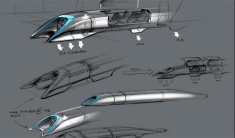 Ya hay acuerdo para que Hyperloop viaje por Europa