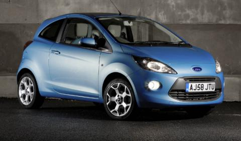 coches nuevos de entre 6.000 y 9.000 euros Ford Ka