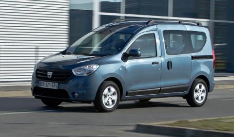 coches nuevos de entre 6.000 y 9.000 euros Dacia Dokker
