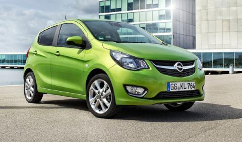 coches nuevos de entre 6.000 y 9.000 euros Opel Karl
