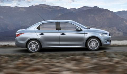 coches nuevos de entre 6.000 y 9.000 euros Citroën C-Elysée