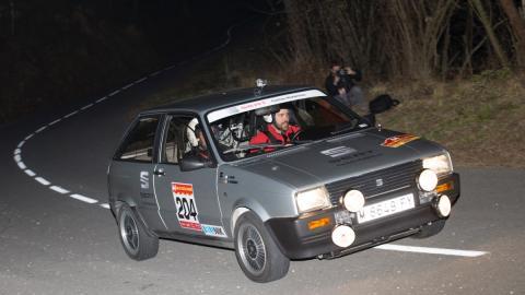 64 Rally Costa Brava en el equipo Seat Coches Históricos