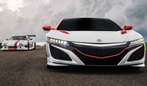 Los planes de Honda para el Pikes Peak
