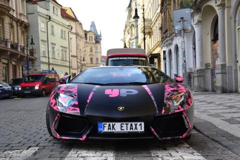 Lamborghini YouPorn morro