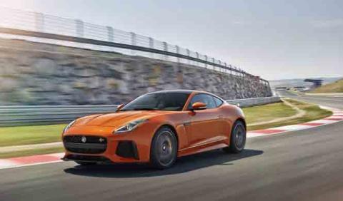 Los tres modelos que Jaguar presenta en el Salón de NY