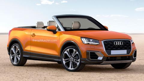 Audi Q2 descapotable
