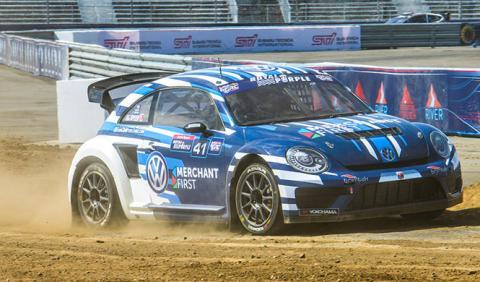 VW quiere 'colar' un eléctrico en el World Rallycross