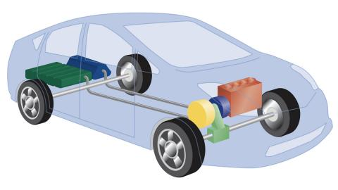 El primer coche eléctrico que no necesita baterías